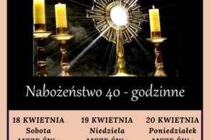 PARAFIA RZYMSKOKATOLICKA pw.WNIEBOWZIĘCIA NMP W BRAŃSKU zaprasza